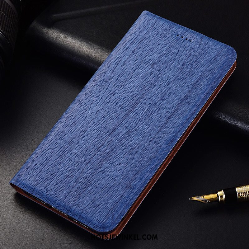 Huawei P10 Lite Hoesje Blauw All Inclusive Rood, Huawei P10 Lite Hoesje Mobiele Telefoon Bescherming