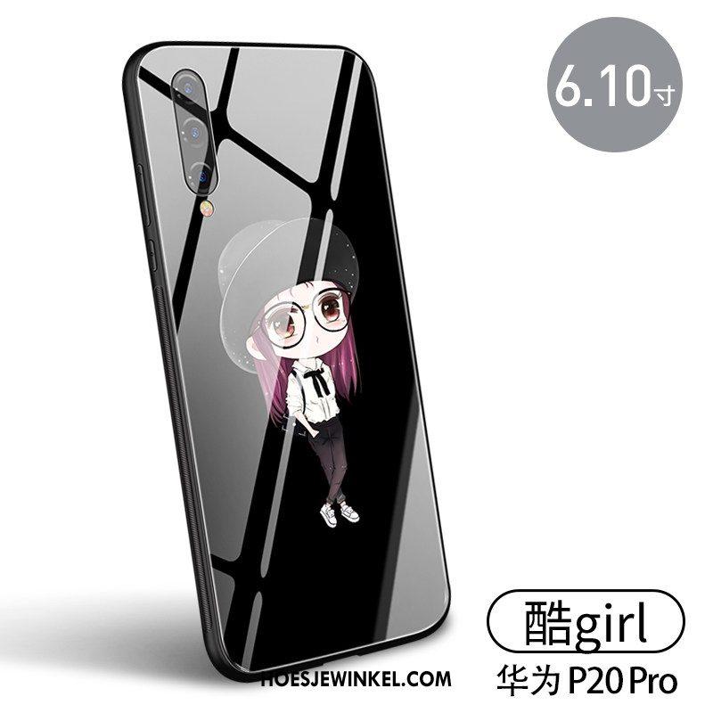Huawei P20 Pro Hoesje Glas Nieuw Hoes, Huawei P20 Pro Hoesje All Inclusive Mobiele Telefoon
