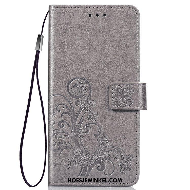 Huawei Y7 2019 Hoesje Hoes All Inclusive Anti-fall, Huawei Y7 2019 Hoesje Blauw Mobiele Telefoon