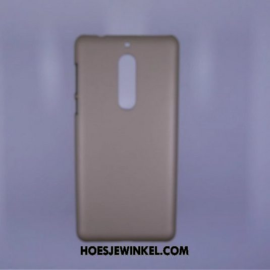 Nokia 5 Hoesje Hoes Bedrijf Schrobben, Nokia 5 Hoesje Hard Mobiele Telefoon