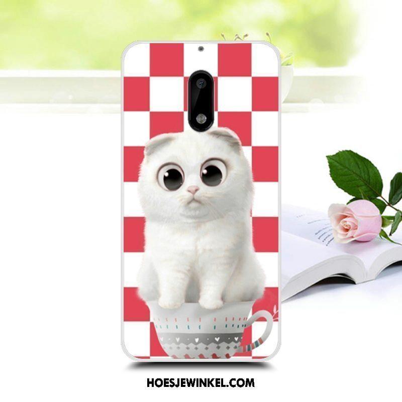 Nokia 5 Hoesje Hoes Siliconen Bescherming, Nokia 5 Hoesje Mobiele Telefoon All Inclusive