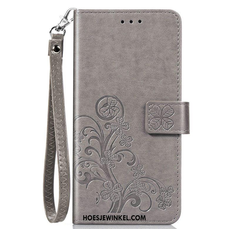 Samsung Galaxy Note 10 Lite Hoesje All Inclusive Blauw Mobiele Telefoon, Samsung Galaxy Note 10 Lite Hoesje Clamshell Bescherming