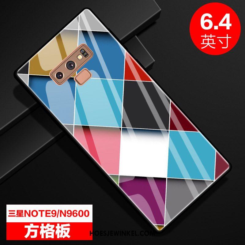 Samsung Galaxy Note 9 Hoesje Persoonlijk Anti-fall Bescherming, Samsung Galaxy Note 9 Hoesje Mobiele Telefoon Glas