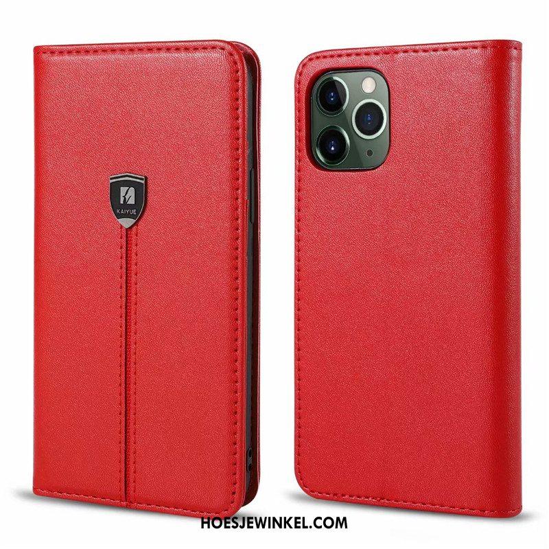 iPhone 11 Pro Hoesje Clamshell Hoes Bescherming, iPhone 11 Pro Hoesje Nieuw Zacht