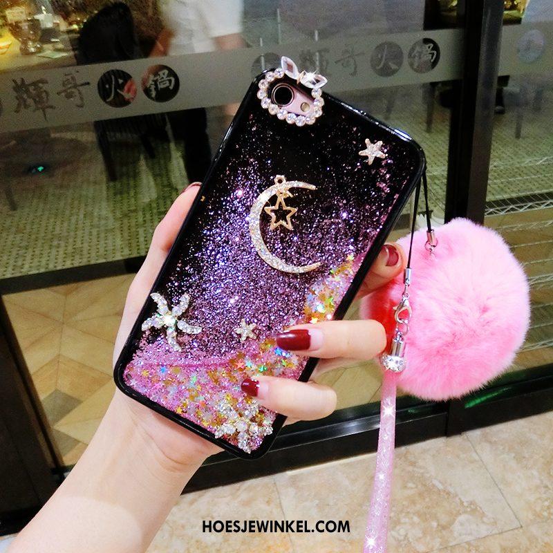iPhone 5 / 5s Hoesje Gekleurde Hanger Persoonlijk, iPhone 5 / 5s Hoesje Groen Mobiele Telefoon