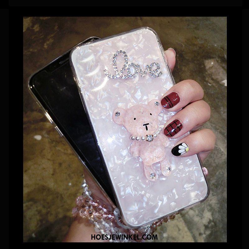 iPhone Xs Hoesje Bescherming Anti-fall Mobiele Telefoon, iPhone Xs Hoesje Schrobben Hemming