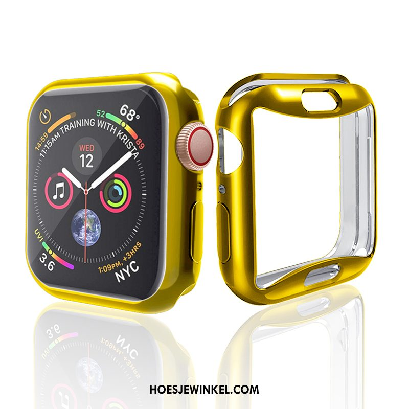Apple Watch Series 2 Hoesje Bescherming Trend Accessoires, Apple Watch Series 2 Hoesje Goud All Inclusive