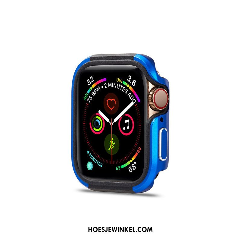 Apple Watch Series 2 Hoesje Blauw Tas Scheppend, Apple Watch Series 2 Hoesje Hoes Bescherming Beige