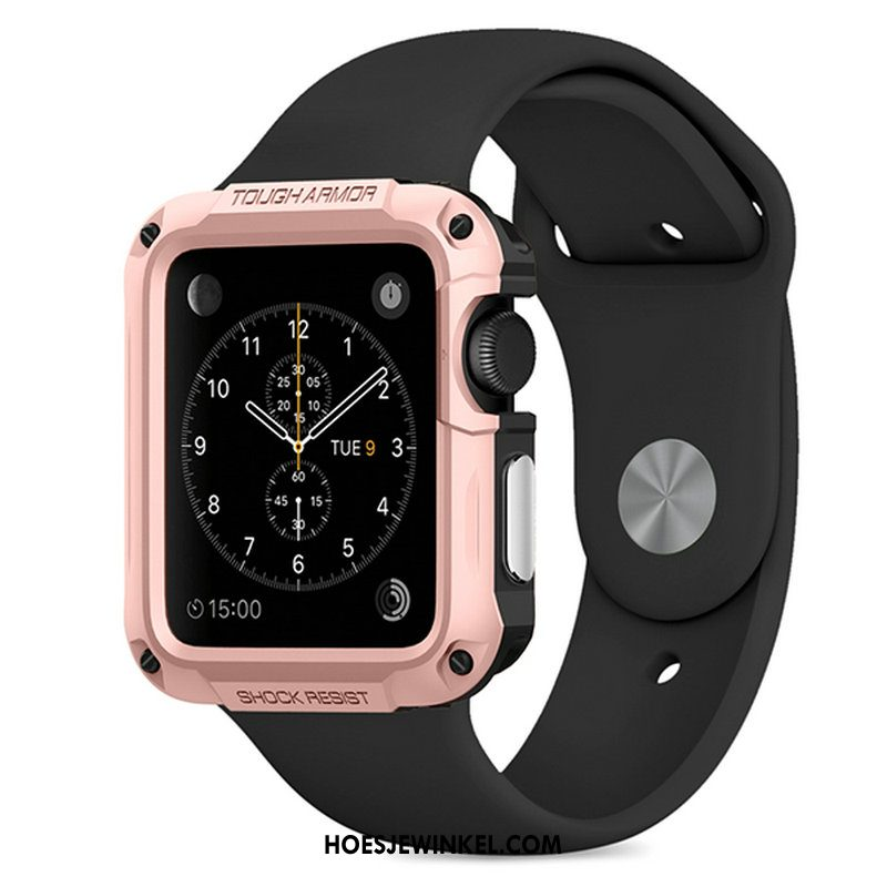 Apple Watch Series 2 Hoesje Rose Goud Hoes Bescherming, Apple Watch Series 2 Hoesje Sport Outdoor