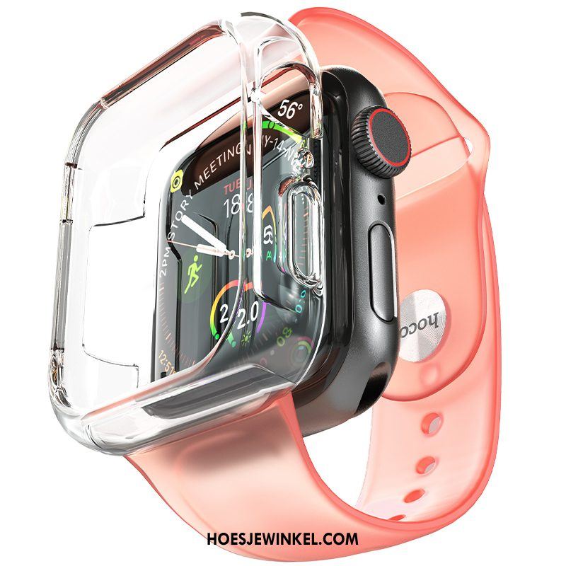 Apple Watch Series 3 Hoesje Accessoires Zacht Trend, Apple Watch Series 3 Hoesje Siliconen Plating