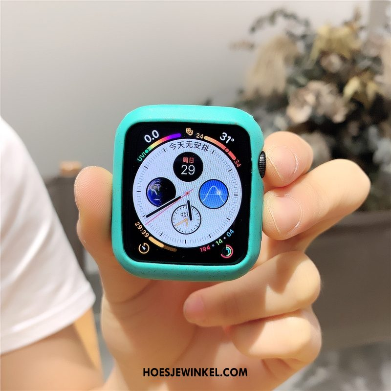 Apple Watch Series 3 Hoesje Anti-fall Zacht Hoes, Apple Watch Series 3 Hoesje Groen All Inclusive