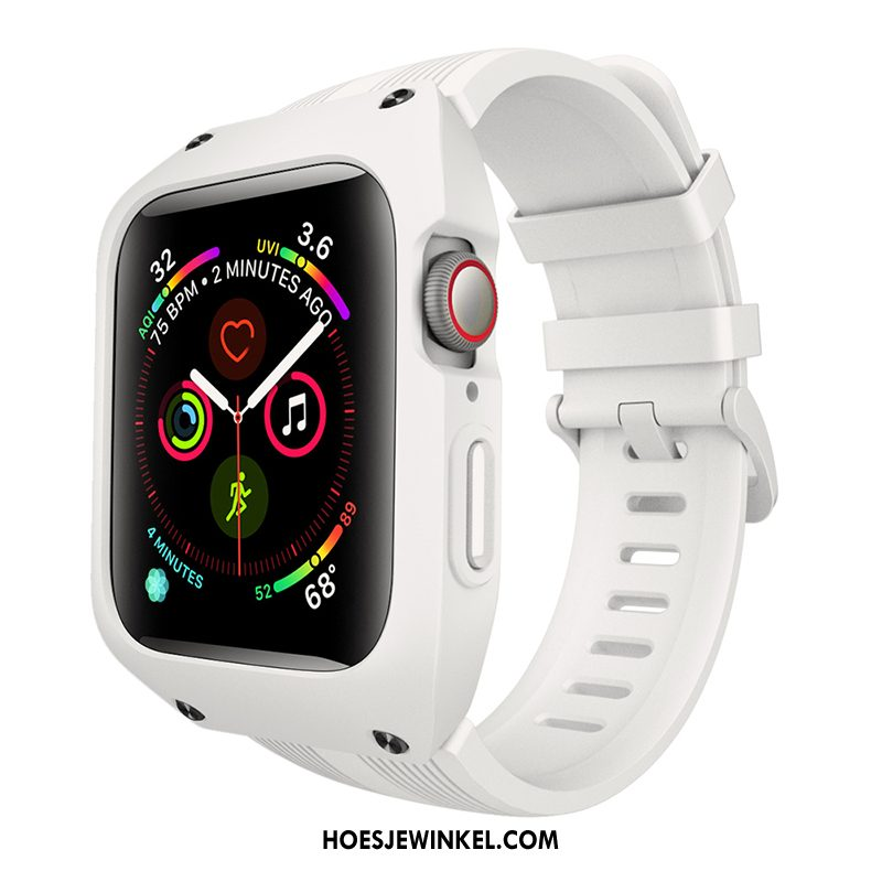 Apple Watch Series 3 Hoesje Sport Hoes Siliconen, Apple Watch Series 3 Hoesje Bescherming Trendy Merk