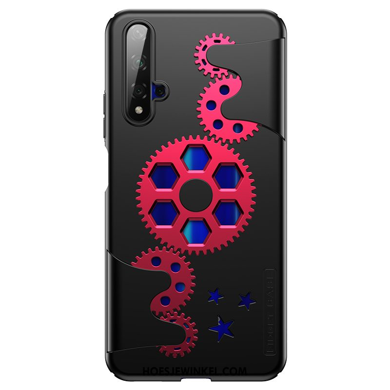 Honor 20 Hoesje Mobiele Telefoon Bescherming Net Red, Honor 20 Hoesje Anti-fall All Inclusive