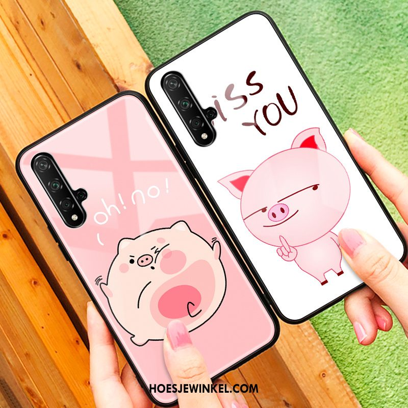 Huawei Nova 5t Hoesje Net Red Trendy Merk Mooie, Huawei Nova 5t Hoesje Scheppend Mobiele Telefoon