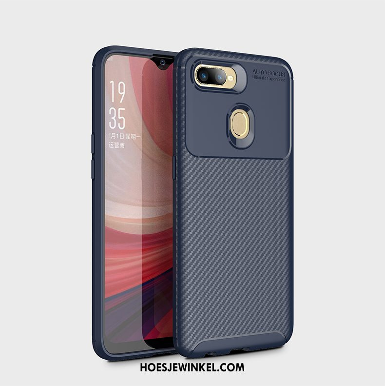 Oppo Ax7 Hoesje Scheppend Anti-fall Hoes, Oppo Ax7 Hoesje All Inclusive Antislip