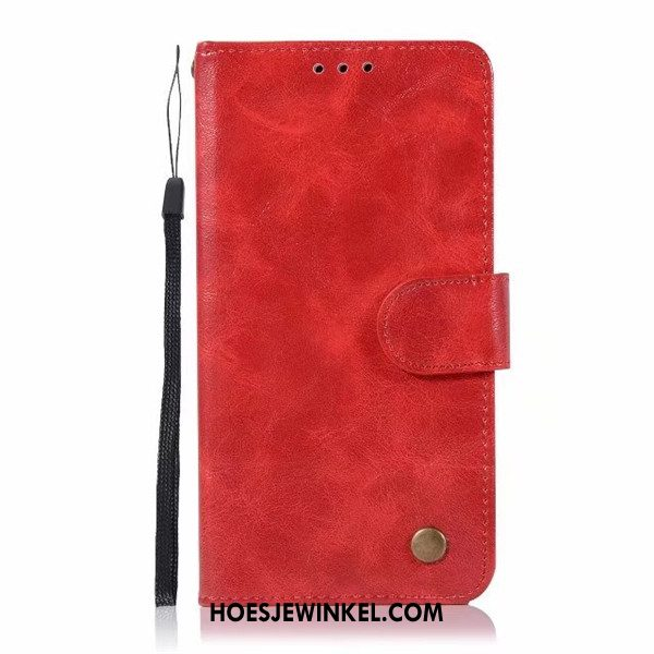 Samsung Galaxy A3 2016 Hoesje Rood Bescherming Hoes, Samsung Galaxy A3 2016 Hoesje Mobiele Telefoon Ster