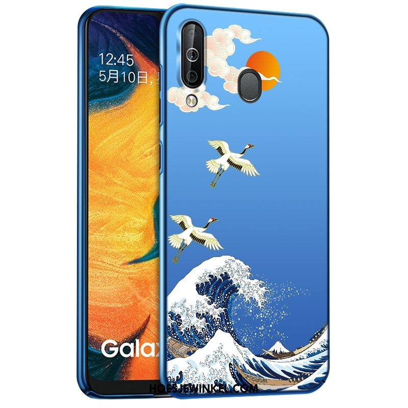 Samsung Galaxy A40s Hoesje Anti-fall Hoes Persoonlijk, Samsung Galaxy A40s Hoesje Mode Ster