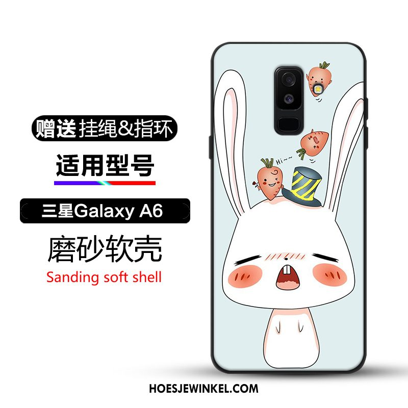 Samsung Galaxy A6 Hoesje Anti-fall Hoes Mooie, Samsung Galaxy A6 Hoesje Mobiele Telefoon Bescherming