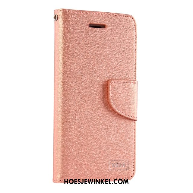 Samsung Galaxy Note 8 Hoesje Folio Hoes Ster, Samsung Galaxy Note 8 Hoesje Leren Etui Zacht