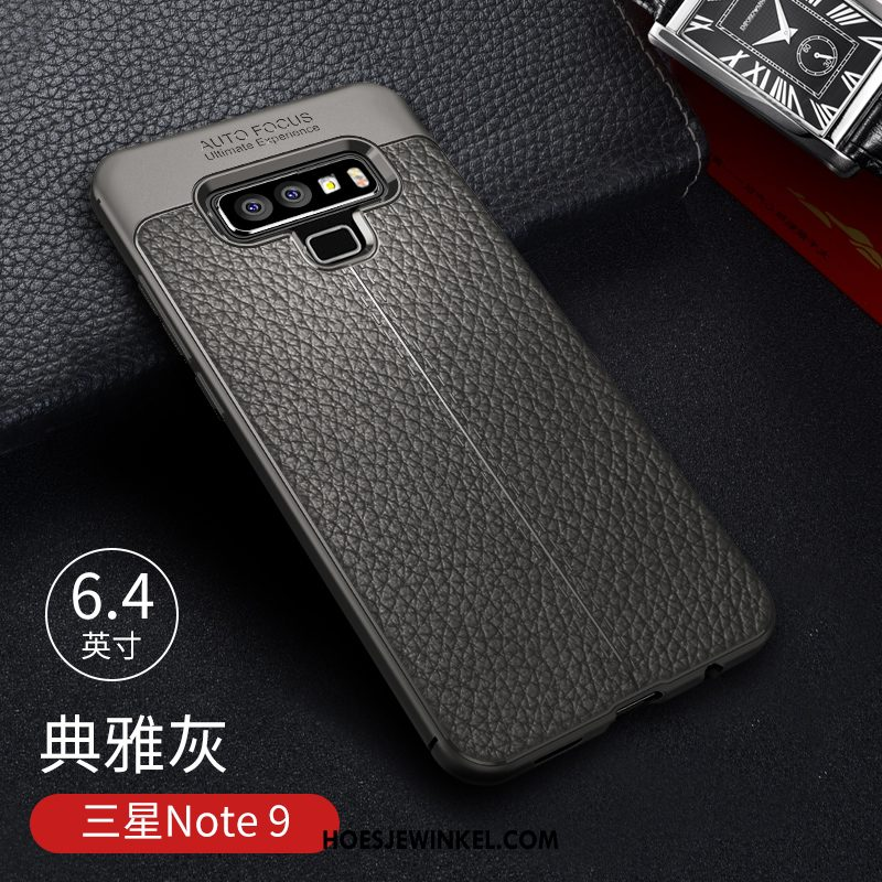 Samsung Galaxy Note 9 Hoesje Zacht Anti-fall All Inclusive, Samsung Galaxy Note 9 Hoesje Hoes Trend