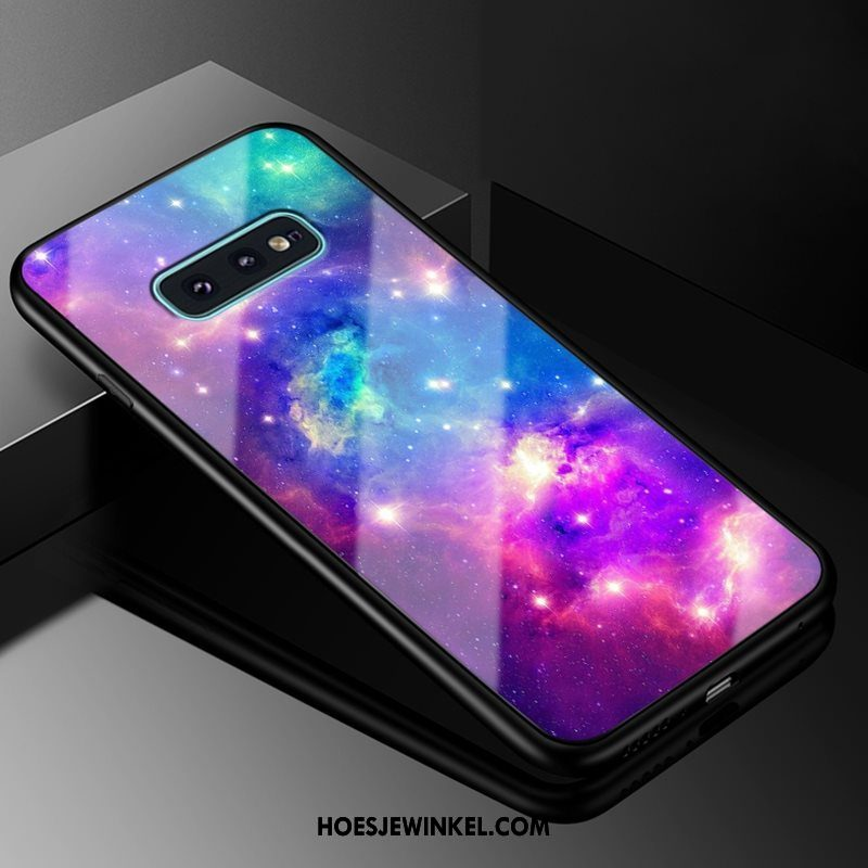 Samsung Galaxy S10e Hoesje Anti-fall All Inclusive Mobiele Telefoon, Samsung Galaxy S10e Hoesje Ster Hard
