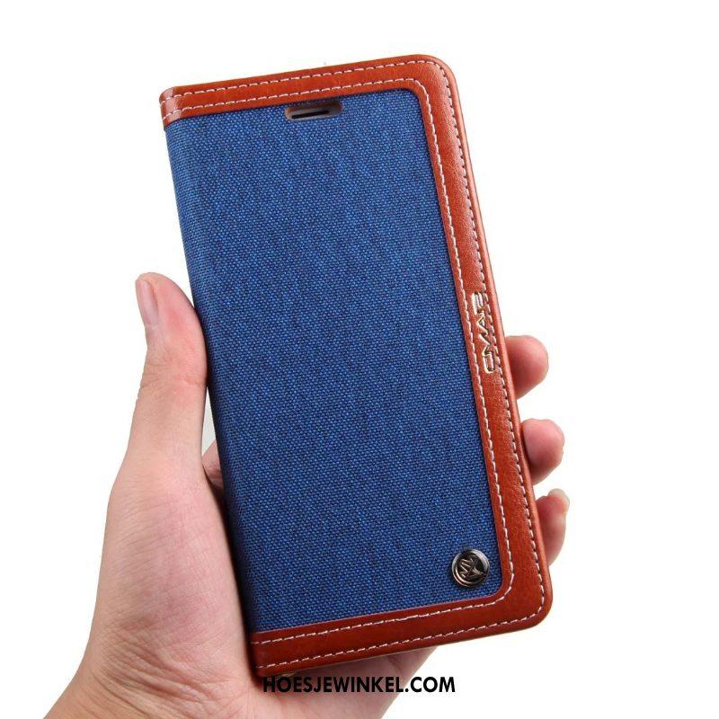 Samsung Galaxy S7 Hoesje Mobiele Telefoon Ster Folio, Samsung Galaxy S7 Hoesje Kaart Zacht