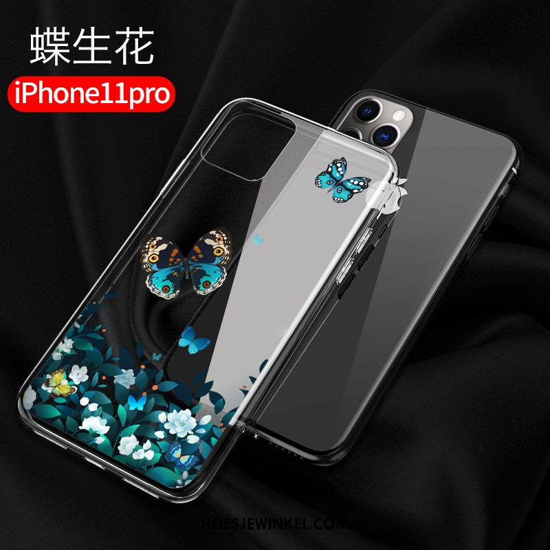 iPhone 11 Pro Hoesje Mobiele Telefoon Nieuw Glas, iPhone 11 Pro Hoesje Scheppend Doorzichtig