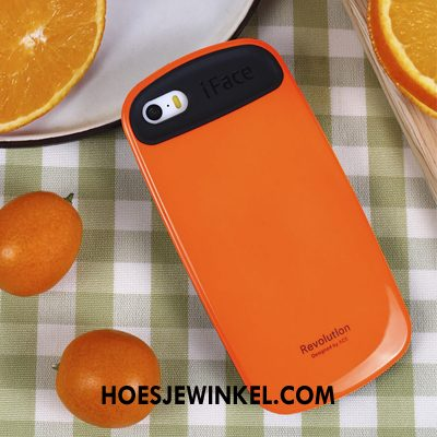 iPhone 5 / 5s Hoesje Siliconen Scheppend All Inclusive, iPhone 5 / 5s Hoesje Bescherming Lovers