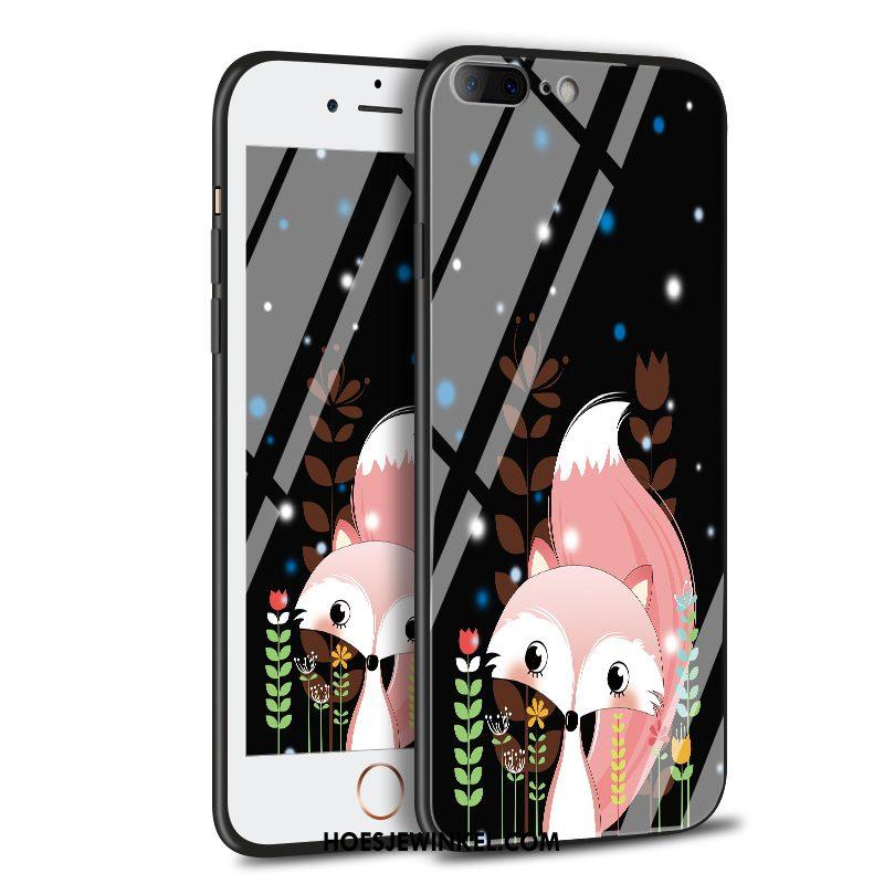 Leren of siliconen hoesje iphone 7