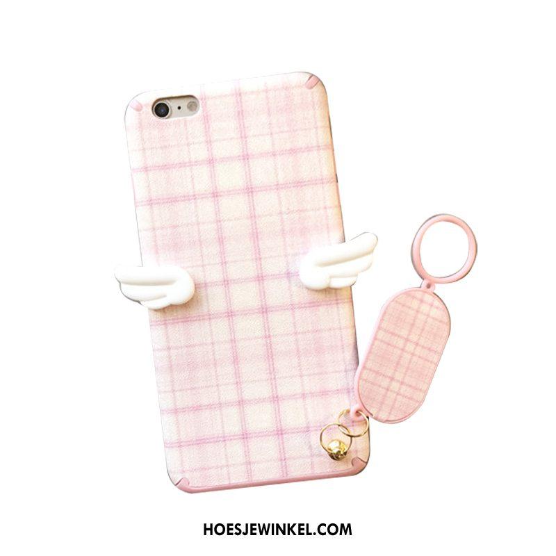 iPhone 8 Hoesje Roze Mobiele Telefoon Zacht, iPhone 8 Hoesje Hoes Nieuw